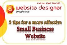 3 tips for a more effective Small Business Website / There are 3 things I believe are a great thing to do for most small business websites. We will be releasing some research on these things in the coming months but for now here are 3 tips for every small business website.