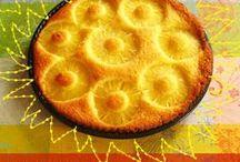 gâteaux tartes