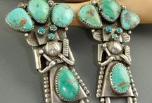 TURQUOISE IN SILVER 2 / by shari abshire