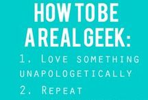 Geek Quotes