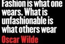Fashion philosophy
