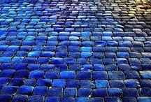 Blauw - blauwer- blauwst