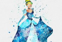 Cinderella by Puck / Cinderella dresses. For a new design off my one