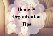 Home and Organization Tips