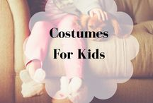 Costumes for Kids / Costume ideas for kids and family