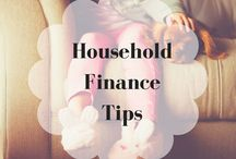 Household Finances Tips / Tips to manage household finances