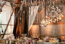 The space and decorations