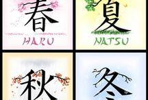 Four seasons / by necserc mikazuki
