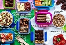Snack Ideas / Healthy snacks for kids is my focus - youth athletes need a good source of food for competition days. They really should stay away from the junk food at the canteen!