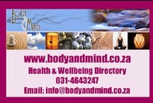 Body and Mind Logos
