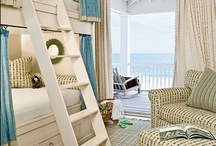 Beachside Bedrooms / Beach themed bedrooms.