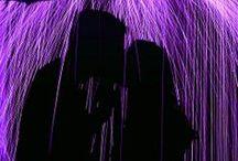 pluie violette  / by Susan Griffiths