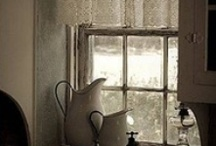 primitive country decorating / by Dudsmom