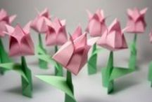 Forms of Paper. / ALL these origami have tutorials if you click on them