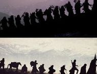 The Hobbit & Lord of the Rings Films
