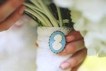 Something Blue / It doesn't have to be a baby blue garter!