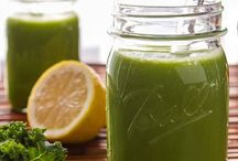 Juices and smoothies / Ideas for juices and smoothies  / by Melissa Sorensen