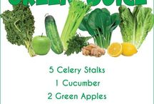 Green is the new snack / Healthy food