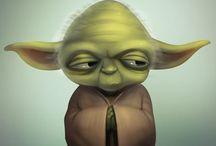 Star Wars / by Melissa Sorensen