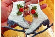 Christmas/Felt/Fabric