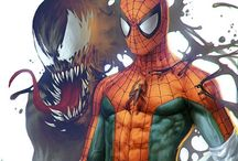 Spider-man / Everyone loves the web head Peter Parker is my fav male marvel-hero / by Bunny