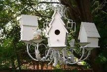 Fuglehuse/Birdhouses