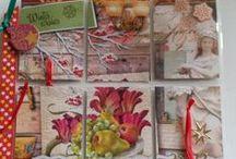 Christmas / Kerst Pocket Letters