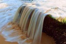Waterfalls / Vandfalde