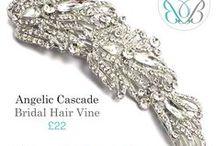 Bridal & Wedding Hair Vines & Headpieces / Bridal & Wedding Hair Vines & Headpieces