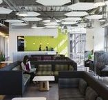 Activity based working / Flexible work spaces
