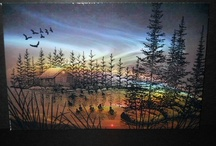 Landscape Cards / by Jammie Crow