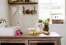 Kitchens / by Mimi Olsen