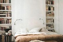 Bedrooms / by Mimi Olsen