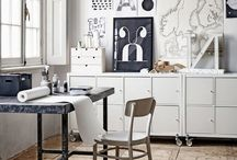 Workspace / by Mimi Olsen