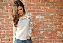 Style / My style: clothing and outfits I love!