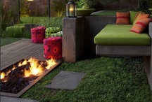 Fire Pits, Places and Features