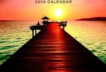 2014 Calendars / by MegaCalendars.com