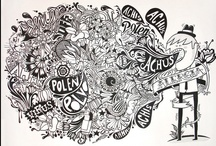 Ilustraciones B&N / Estudio