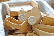 Wooden Toys / by Melissa Frank
