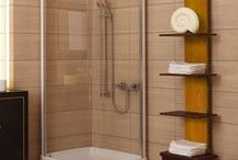 Shower Ideas / Great Ideas on how to create more beautiful shower storage