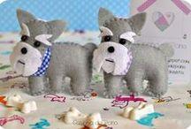 Dog Creations! / by Maria Gauld (Board #3)