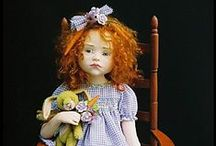 Dolls with Red Hair / by Maria Gauld (Board #3)