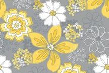Gray and Yellow / by Maria Gauld (Board #3)