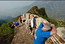 Trek on The Great wall / Trekclub is mainly about Great Wall Hiking and City CyclingTour. With Great Wall hiking you can enjoy beautiful natural scenery, and appreciate thousands of miles of the Great Wall as well. It's both good exercise and challenge for your physical fitness.
