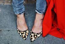 Shoes! / Desired footwear