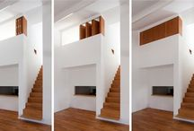 Split level / mezzanine