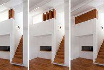Split level / mezzanine