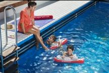 On Board Experience / Sea travel is fun. Swimming pools, discos, bars, casinos - we have everything available to guarantee that having a great time starts the moment you step on board