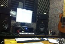 Music production / Logic pro homestudio