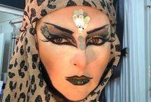 ΔΟΥΛΕΙΕΣ ΜΑΘΗΤΡΙΩΝ ΜΑΣ / Our course covers all aspects of make up, here are some of the students work